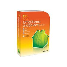 microsoft office 2010 home and student ebay