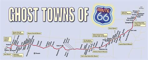 map of texas ghost towns ghost towns of route 66 true west magazine