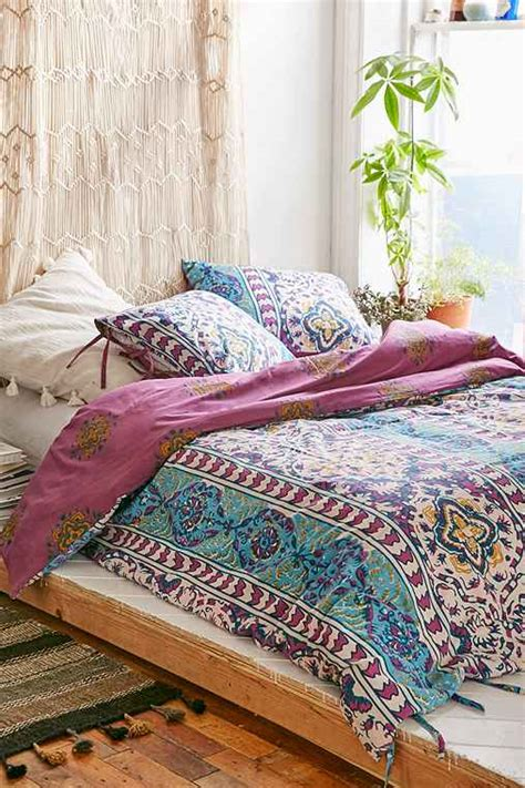 magical thinking bedding magical thinking boho stripe duvet cover urban outfitters
