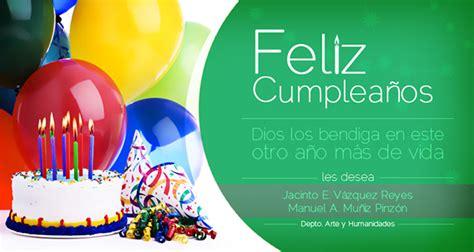 imagenes de cumpleaños para hombres gratis tarjeta de cumplea 241 os uvm on behance