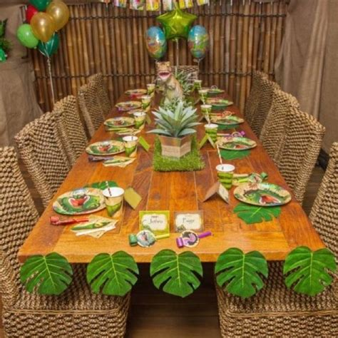 jungle theme table decorations 415 best images about jungle safari zoo ideas on