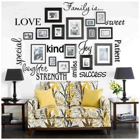 decorar con fotos paredes ideas para decorar paredes cuadros fotos y platos