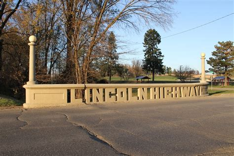 lincoln highway pictures travel the historic lincoln highway