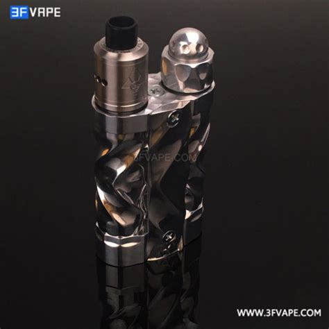 avid lyfe gyre style series mechanical box mod brief review