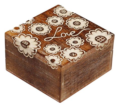 wholesale wooden 5 jewelry box bulk buy handmade