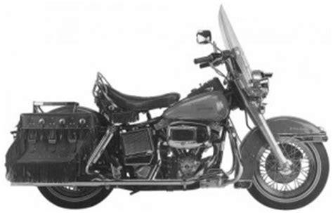1981 Harley Davidson Fl Fx Glide Shovelhead Manual