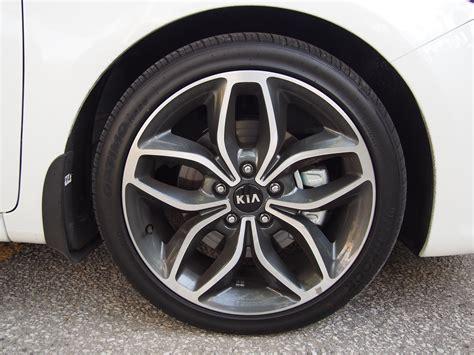 Kia Forte Tires Auto Review 車輪薦之 2015 Kia Forte5 試車報告