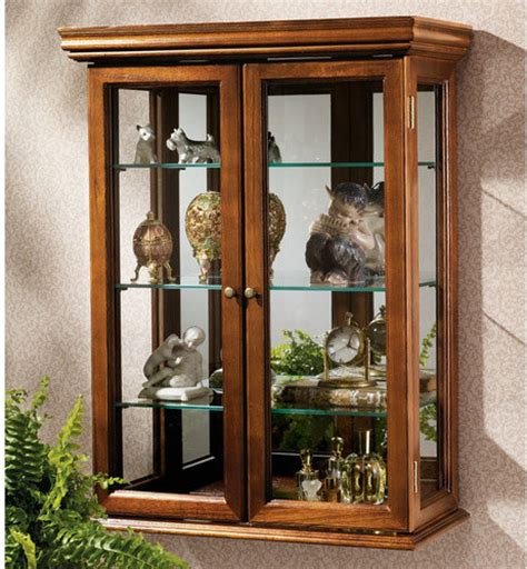 Kitchen Curio Cabinet by Wall Curio Cabinet Modern China Cabinets And Hutches