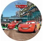 Tortenaufleger Cars Lightning McQueen Kuchendekoration LU