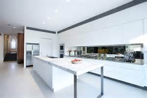 kitchen islands melbourne white kitchen island marble counter enclave house in