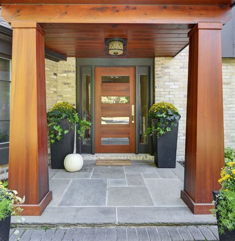 Find Out Special Characteristic Of Craftsman Style Front Front Door Craftsman Style