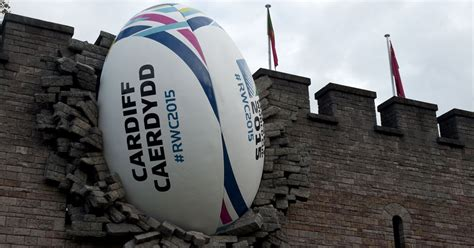 How To Make A Rugby Out Of Paper - this is how rugby world cup ended up embedded