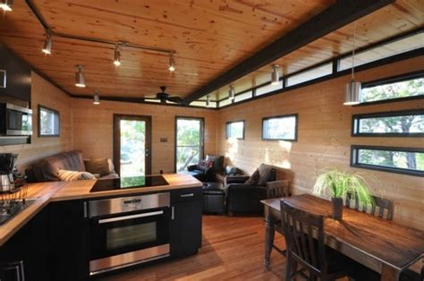 Floor Plans With Mother In Law Suite modern 500 sq ft cabin makes the most of every square