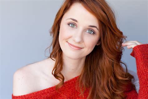 commercial redhead actress laura spencer jessica warren on quot bones quot guest star