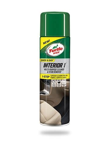 turtle wax upholstery cleaner review turtle wax interior 1 multi purpose cleaner stain
