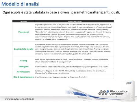 Sda Bocconi Mba Placements by Business School La Rete Ti Vede Cos 236