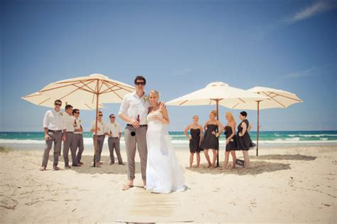 Australia's Best Locations for a Beach Wedding