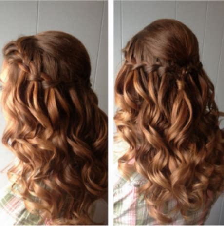 evening hairstyles 2014 down prom hairstyles 2014