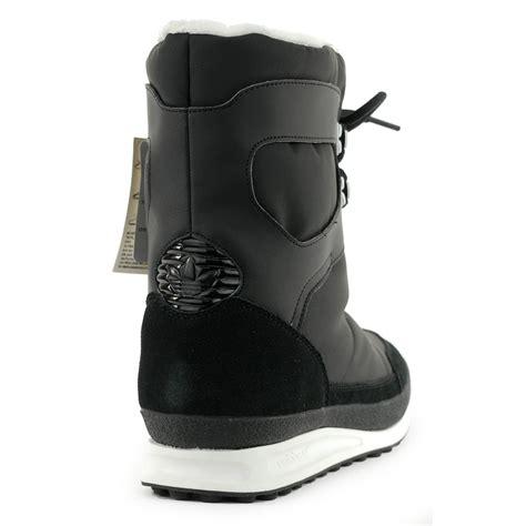 adidas boots womens winter adidas s snowrush boots black black winter