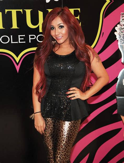 nicole polizzi house nicole polizzi launches snooki couture perfume at perfumania in las vegas