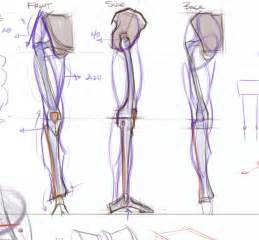 How To Draw Drapery Figuredrawing Info News Leg Anatomy Process