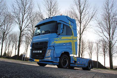 aftermarket volvo truck performance edition voor flex transport bigtruck