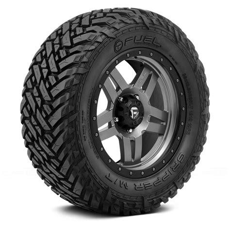 mudding tires fuel tire 37 13 5r 26 110q gripper m t all season all