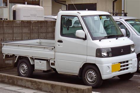 mitsubishi minicab 4x4 mitsubishi minicab wikiwand
