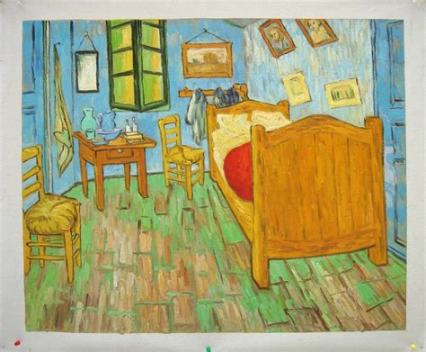 van gogh bedroom painting van gogh bedroom painting photos and video