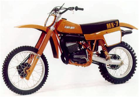 can am motocross bikes can am mx canned ham