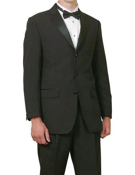 new mens 5 complete tuxedo all sizes black white ebay