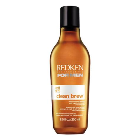 Detox Redken by Redken For Clean Brew Cleansing Shoo 250ml