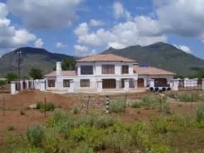 Zimbabwe House Plan Four african beautiful mansions