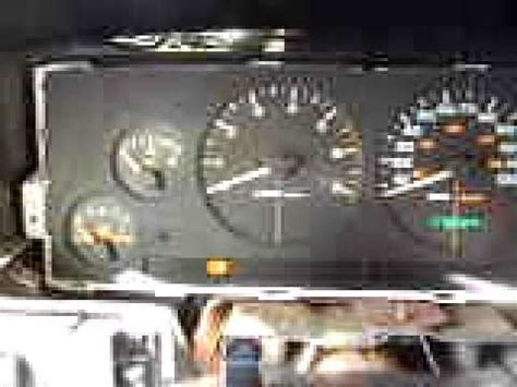 1996 Jeep Grand Instrument Cluster Not Working 1998 Jeep Grand Gauges Not Working