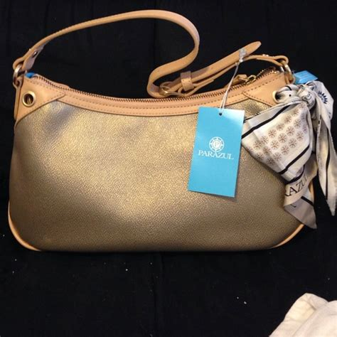 Burberry 1360 Gold 51 parazul handbags parazul gold handbag from s closet on poshmark