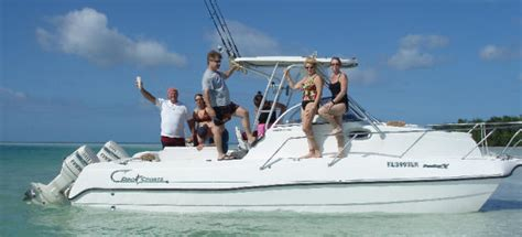 deep sea fishing in jon boat florida keys fishing boat rentals our 26 pro cat
