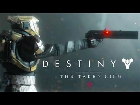 destiny the taken king live trailer released evil s most wanted live trailer destiny the taken king
