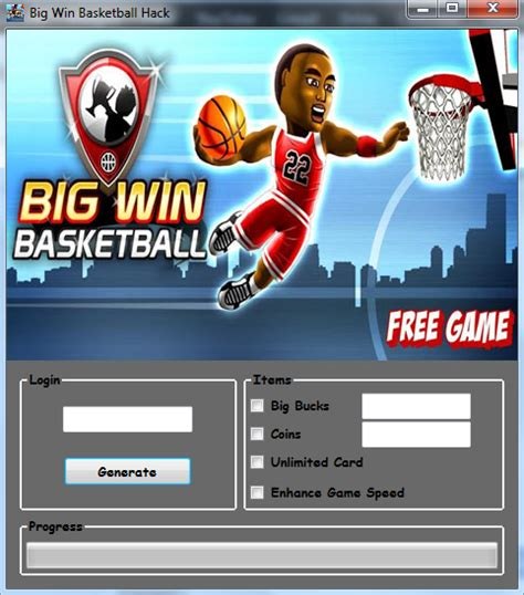 basketball hack big win basketball hack cheats tool 100 working free
