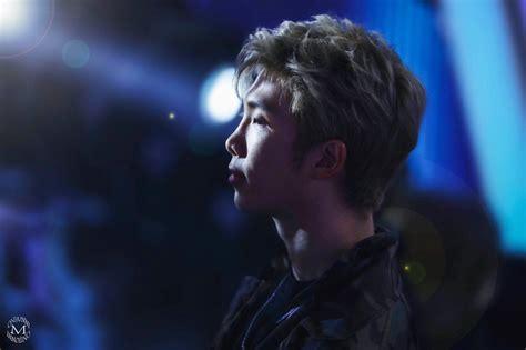 bts kim namjoon profile namjoon side profile kpop help i m falling into the