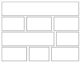 Brick Template by 3rd Grade Batch Of Comic Templates