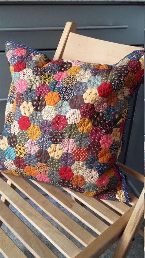 Hexagons Patchwork - best 25 hexagon patchwork ideas on
