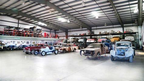 Jr Buildings And Garages by Evernham S Garage Tour Motorsport Retro