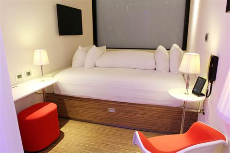 Livingroom Furniture by Citizenm Times Square Hotel Cool Hunting