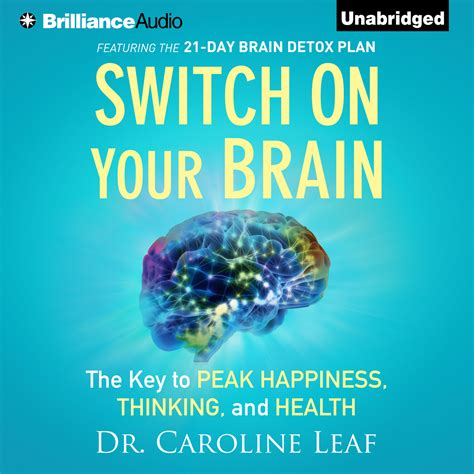 5 Steps To Detox Your Brain Caroline Leaf by Switch On Your Brain Audiobook Listen Instantly