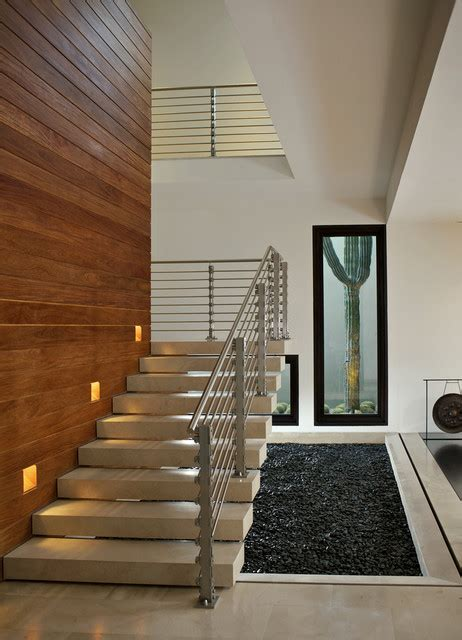 Inside Stairs Design Modern Staircase