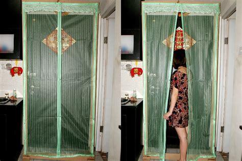 Tirai Pintu Modernteralistirai Magnettirai Kelambu jual kelambu magnet anti nyamuk warna warni ol shop