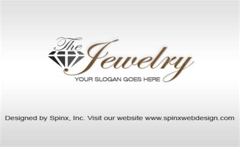 free logo design jewellery stylist free logo for your online jewelry shop logo