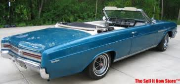 65 Buick Skylark Convertible For Sale The Sell It Now Store May 2010