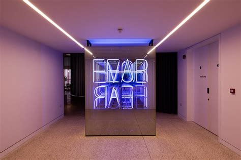 design museum london opening times fear love the design museum kemp london bespoke neon