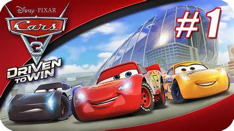 film cars 3 en arabe cars 3 hacia la victoria gameplay espa 241 ol primeros
